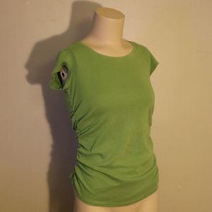 Motherhood Materinity Green T-Shirt
